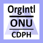 ARTICLES AA [ONU-CDPH]