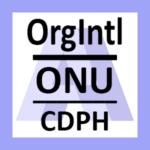 FORUM AA [ONU-CDPH]